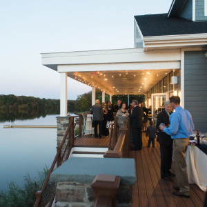 Boathouse-deck
